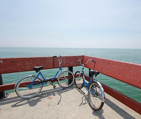 aktywny wypoczynek nad morzem ostrowo